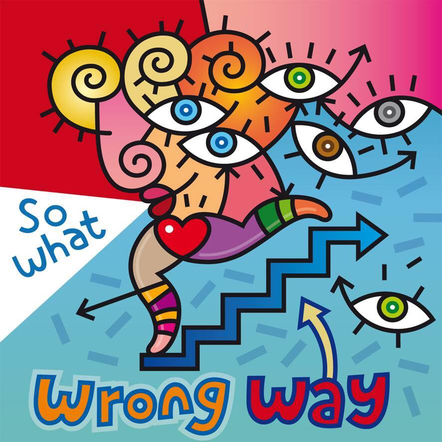 "<b>WRONG WAY</b> - Image 25 x 25 cm, paper 31 x 31 cm  - ARTPrint on paper, limited edition (25) - € 99,-  <a style=""color: red; text-decoration: none"" href=""mailto:jpgpmarsman@onsbrabantnet.nl"">BESTEL</a>"