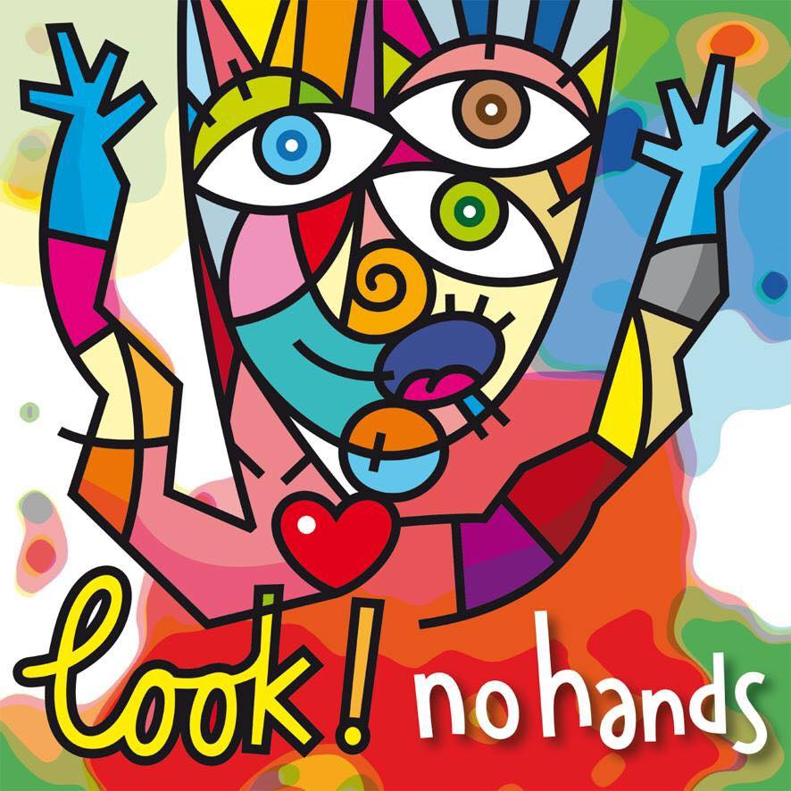 "<b>LOOK NO HANDS</b> - Image 25 x 25 cm, paper 31 x 31 cm  - ARTPrint on paper, limited edition (25) - € 99,-  <a style=""color: red; text-decoration: none"" href=""mailto:jpgpmarsman@onsbrabantnet.nl"">BESTEL</a>"